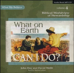 What on Earth Can I Do? - Audio CD
