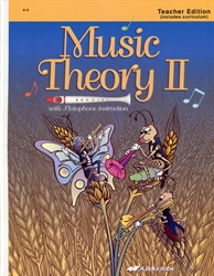 Music Theory II - Teacher Edition (old)