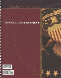 American Government - Teacher Edition (old)