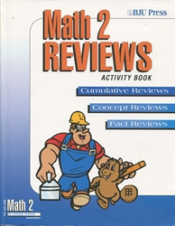 Math 2 - Reviews Activity Book (old) - Exodus Books
