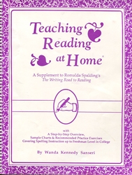 Teaching Reading at Home and School