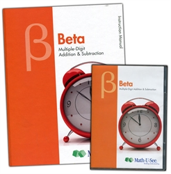 Math-U-See Beta Teacher Pack