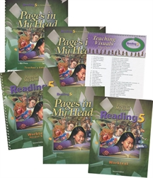 BJU Reading 5 - Home School Kit - Exodus Books