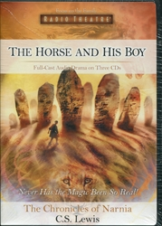 Horse and His Boy - Audio Drama (CD)