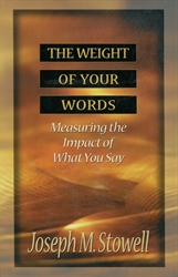 Weight of Your Words