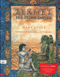Zekmet the Stone Carver