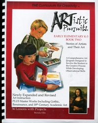 ARTistic Pursuits Grades K-3 Book 2