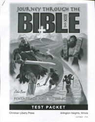 Journey Through the Bible Book 1 - Test Packet