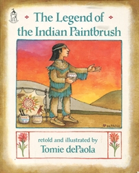 Legend of the Indian Paintbrush