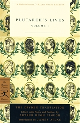 Plutarch's Lives Volume I