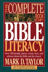 Complete Book of Bible Literacy