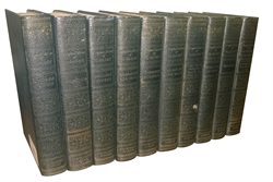 The Bagdad Edition of O. Henry - 10 Volumes