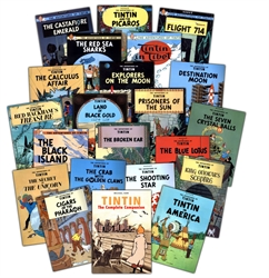 Adventures of Tintin - Complete Package