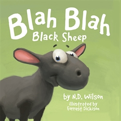 Blah Blah Black Sheep