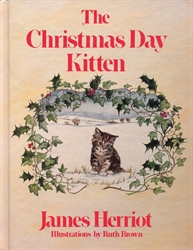 Christmas Day Kitten
