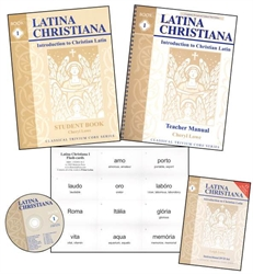 Latina Christiana Book I - Bundle - Exodus Books