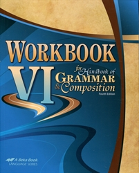 Workbook VI for Handbook of Grammar & Composition