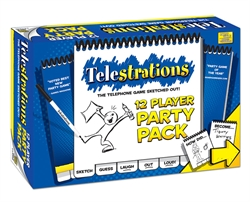 Telestrations - 12 Player Party Pack