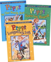 Pippi Longstocking Trilogy