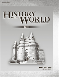 History of the World - Test Book