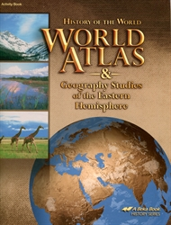 World Atlas & Geography Studies of the Eastern Hemisphere
