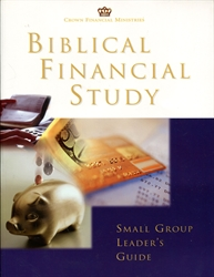 Biblical Financial Study Kit