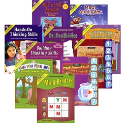 Critical Thinking K-1 Bundle