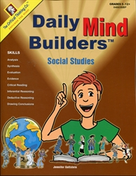 Daily Mind Builders - Social Studies