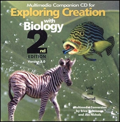 Exploring Creation With Biology - Companion CD