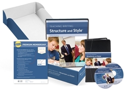 Teaching Writing: Structure and Style - Binder & DVDs