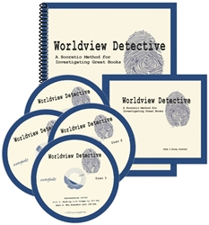 Worldview Detective - Set