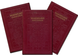 Oxford Shakespeare collection - 3 Vol. Set