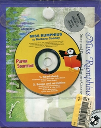 Miss Rumphius - with CD
