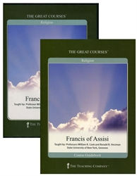 Great Courses - Francis of Assisi