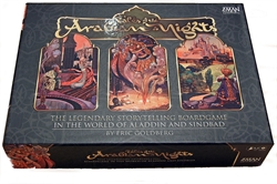 Tales of the Arabian Nights - Game