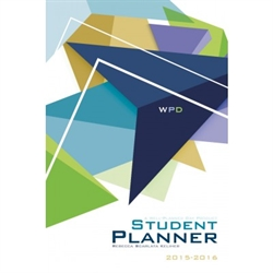 2015-2016 Student Planner - Tech Style
