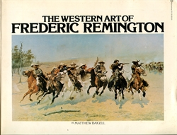 Western Art of Frederick Remington