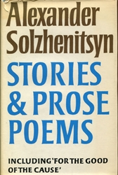 Stories & Prose Poems