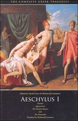 Aeschylus I: The Oresteia (old)