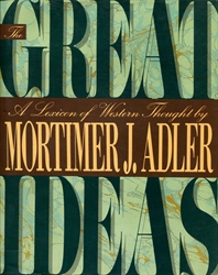Lexicon of Western Thought by Mortimer J. Adler