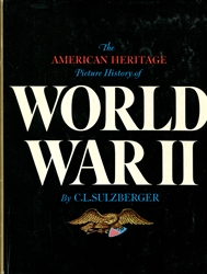 American Heritage Picture history of World War II