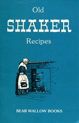 Old Shaker Recipes