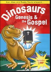 Dinosaurs: Genesis and the Gospel