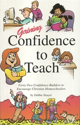 Gaining Confidence to Teach