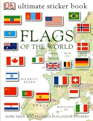 DK Flags of the World Ultimate Sticker Book
