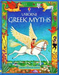 Usborne Greek Myths