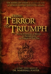 From Terror to Triumph - DVD