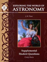 Exploring the World of Astronomy - Supplemental Student Questions
