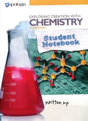 Exploring Creation With Chemistry - Student Notebook