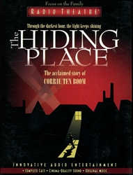 Hiding Place - Audio Drama (CD)